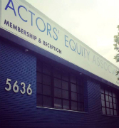 Actors' Equity Building in North Hollywood, CA